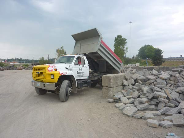 Gallery Ez Trucking Gravel Delivery Vancouver Wa